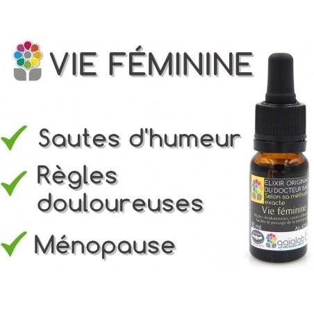 Elixir composé VIE FÉMININE