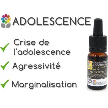 Elixir composé ADOLESCENCE
