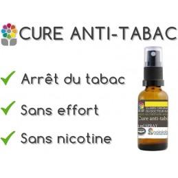 4 sprays pour CURE ANTI-TABAC COMPLÈTE