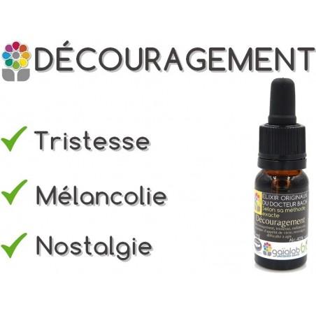 Elixir composé DÉCOURAGEMENT