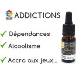 Elixir composé ADDICTIONS