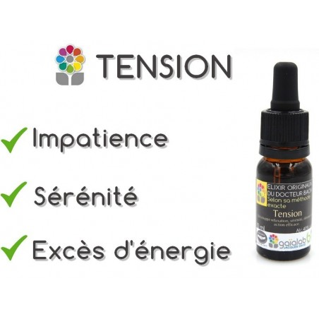 Elixir composé TENSION