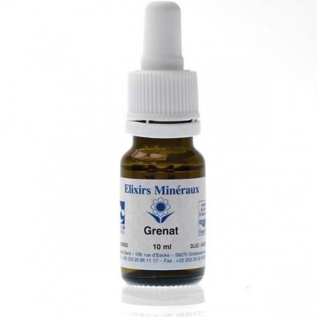 Elixir minéral de Grenat d'Autriche