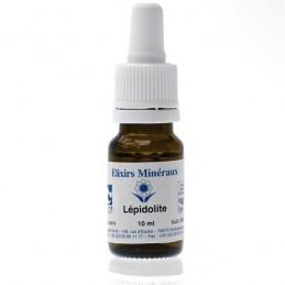 Elixir minéral de Lépidolite