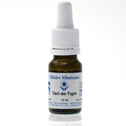 Elixir minéral d'Oeil de Tigre