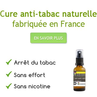 Cure anti-tabac bio - novembre 2017